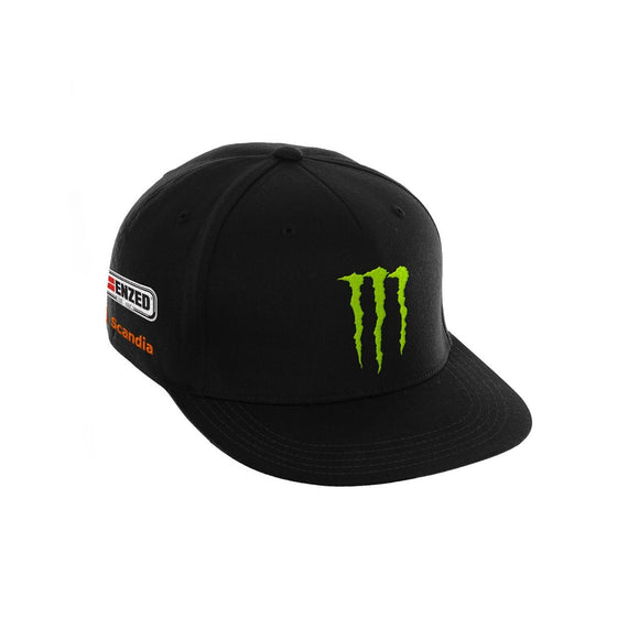 MONSTER ENERGY FLAT PEAK CAP