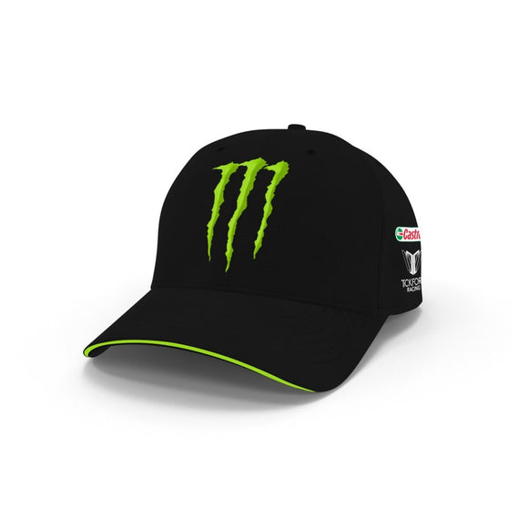 MONSTER ENERGY EMBROIDERY TEAM CAP [OSFM]
