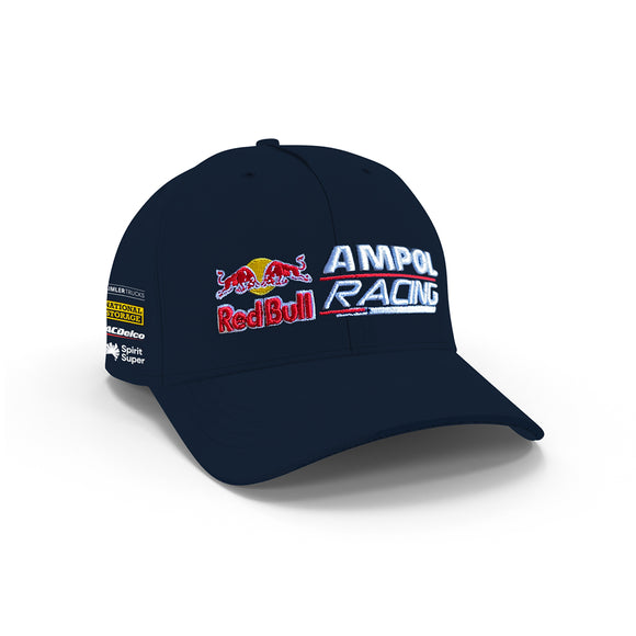 Red Bull Ampol Racing Team Cap 3D Embroidery