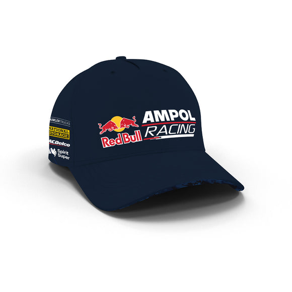 Red Bull Ampol Racing Team Cap High-Density