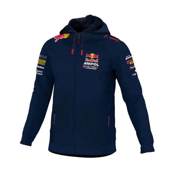 Red Bull Ampol Racing Team Zip Hoodie Men's
