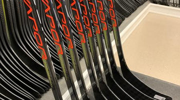 What is an S19 Bauer Vapor League Hockey Stick?