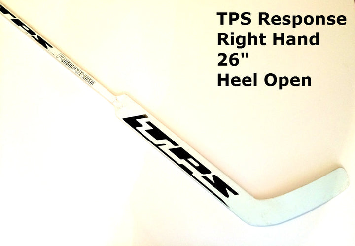 Goalie - Louisville TPS Response - Right - Black/White
