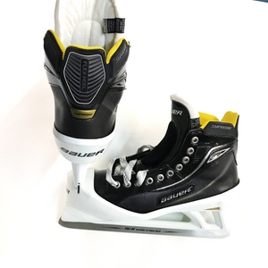 Bauer Supreme One100 - Senior Goalie Skates - Size 10D