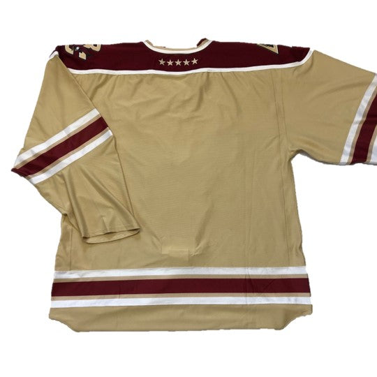 NCAA - New Under Armour Pro Stock Game Jersey (Gold)