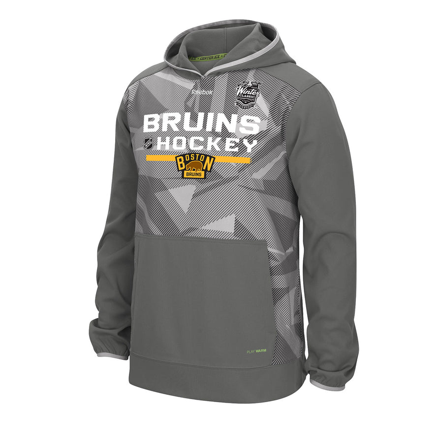 Locker Room Hoodie - Winter Classic (Boston Bruins / Montreal Canadians)