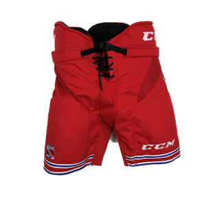 CCM Hockey Pant - New Senior Pro Stock - HP30 - Red/Blue/White (OHL)