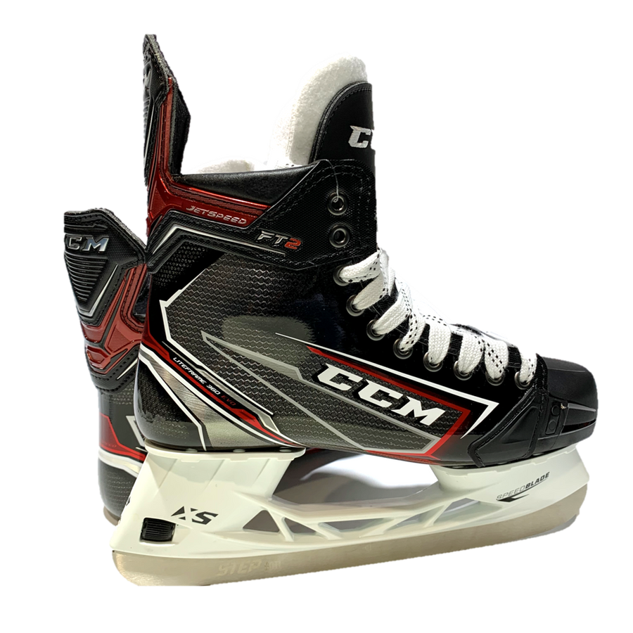 CCM Jetspeed FT2 - Senior Hockey Skates - Size 8.5 E