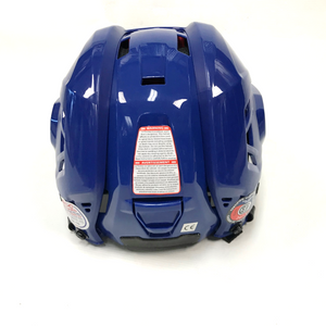 CCM Resistance - Pro Stock Senior Hockey Helmet - Royal Blue