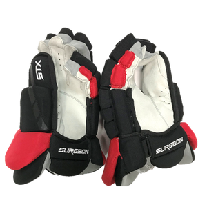 STX Surgeon - Pro Stock Glove - Carolina Hurricanes