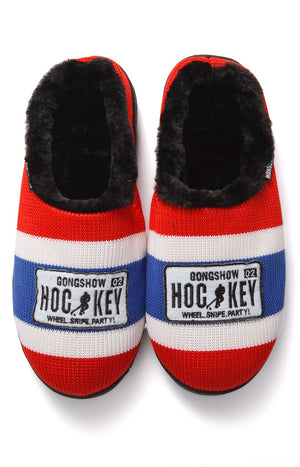 Gongshow Hockey - Montreal Slippers