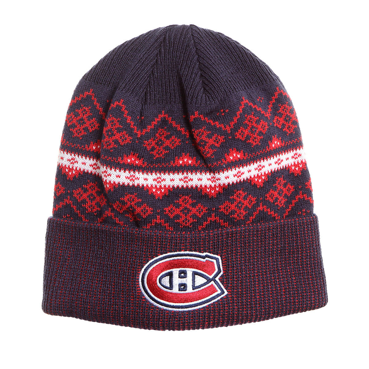 NHL Licence Hat - Montreal Canadiens Adidas Cuffed d7f771d2d
