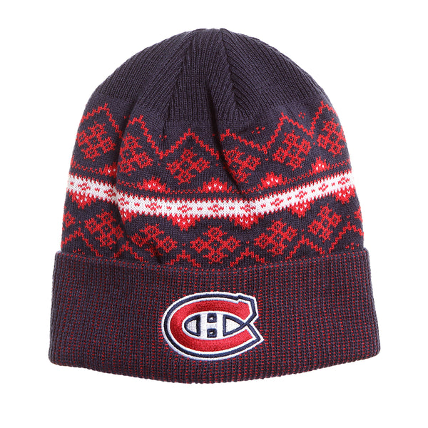 6ec02d9d3c5 NHL Licence Hat - Montreal Canadiens Adidas Cuffed