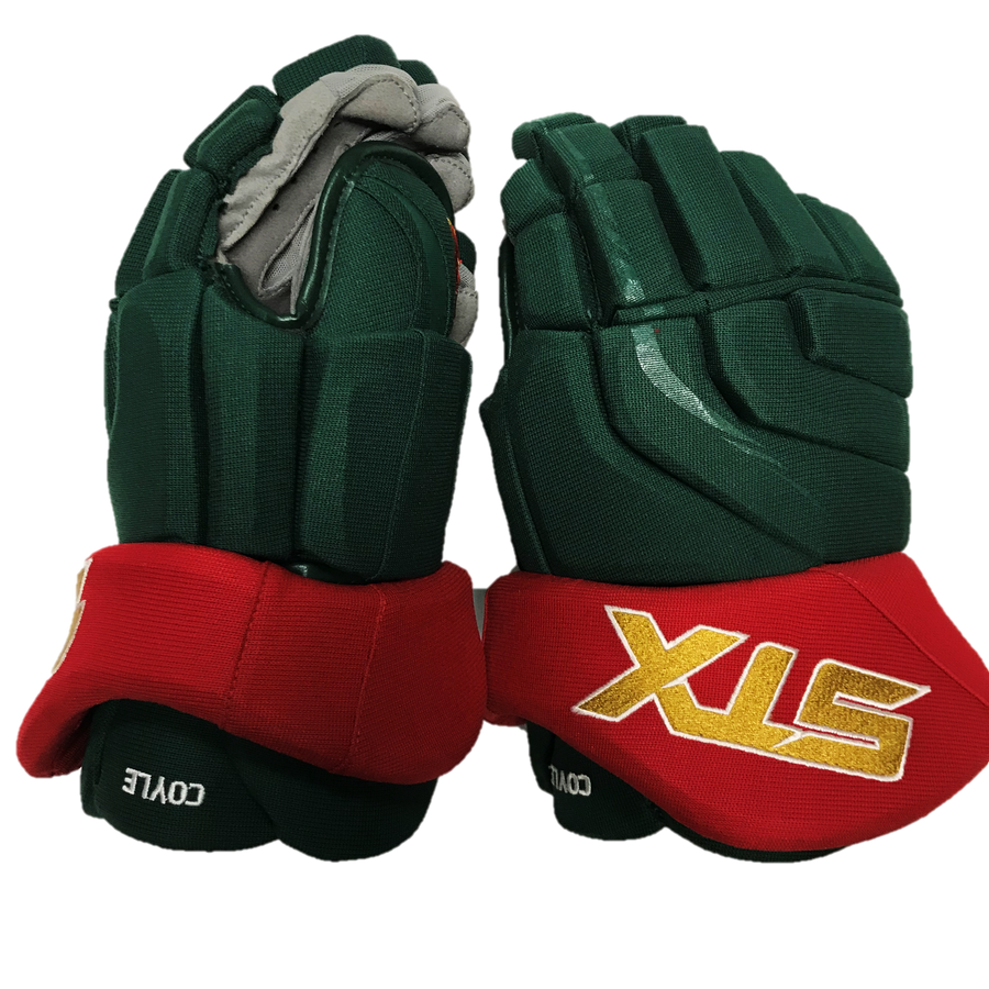 STX Surgeon - Pro Stock Glove - Minnesota Wild