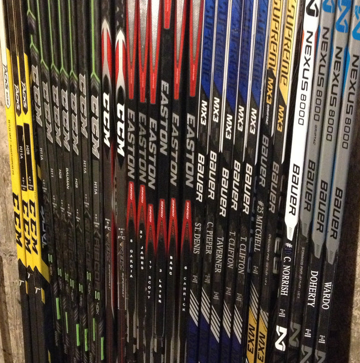 Composite Hockey Sticks (Pack of Pieces)