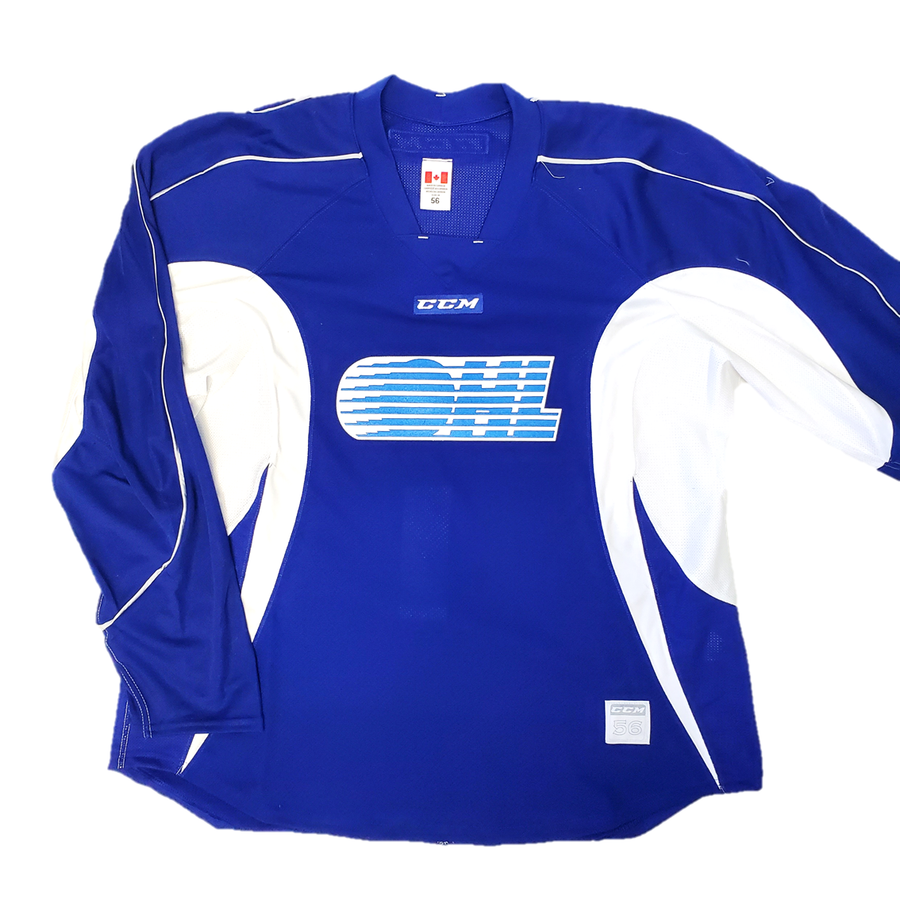 OHL - New CCM Practice Jersey (Blue)
