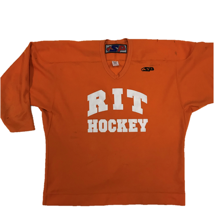 Pro Used Practice Jersey - RIT (Orange)