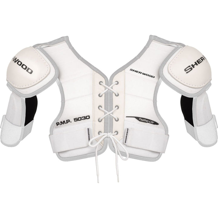 Sher-Wood 5030 Vintage Shoulder Pads (Beer League)