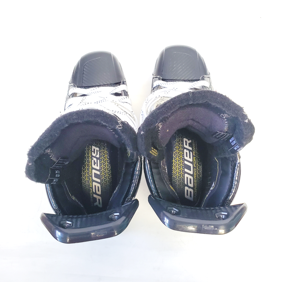 Bauer Supreme Ultrasonic Hockey Skates - Size 7.5 Fit 2