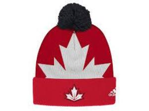 Team Canada - Adidas Player Edition - Cuffed Pom