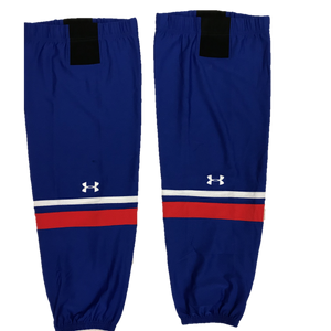 TEAM SET - Used Under Armour Pro Game Sock (UMass Lowell) - Blue