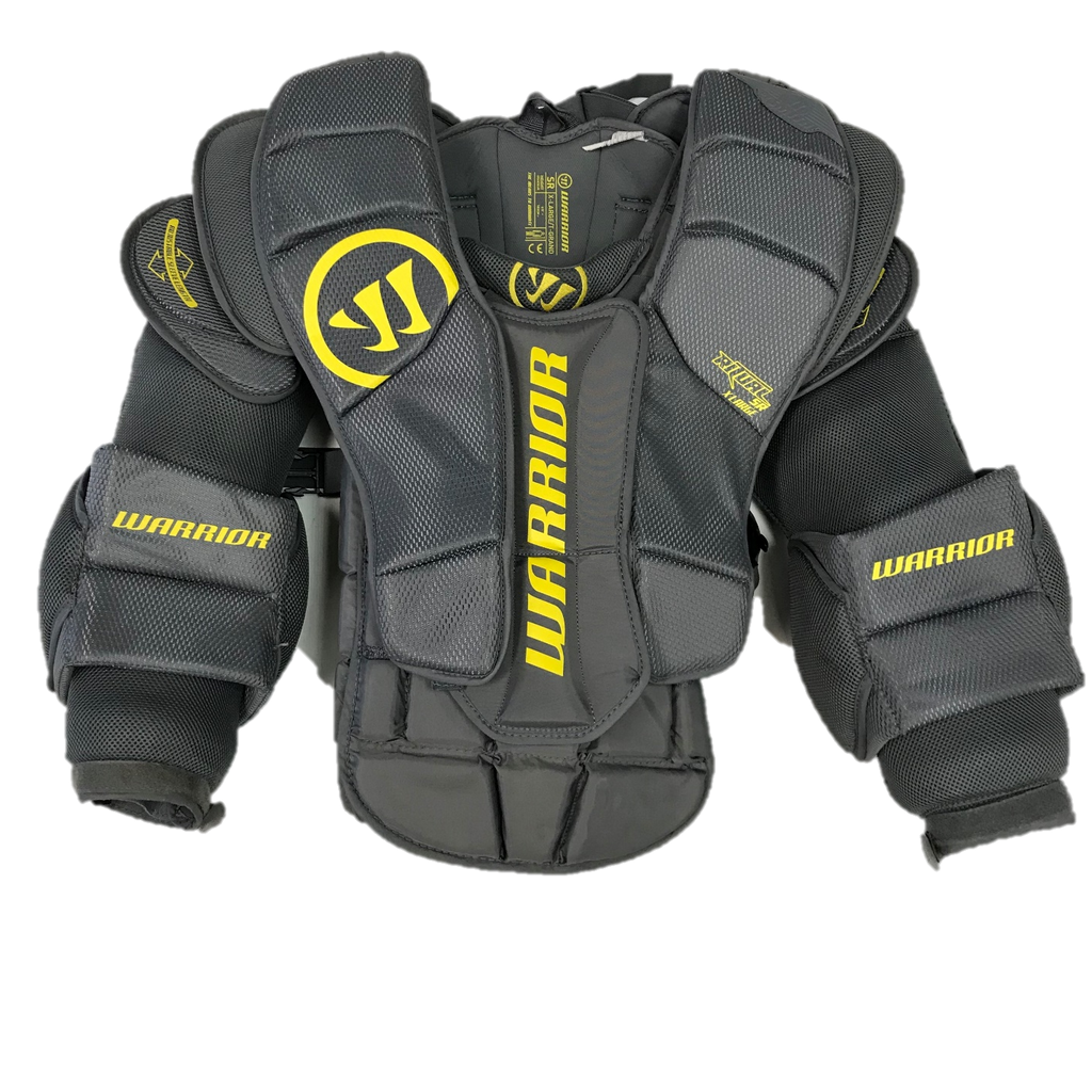 Warrior Ritual Size Xl New Pro Stock Senior Goalie Chest