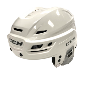 CCM Tacks 710 - Pro Stock Senior Hockey Helmet - White