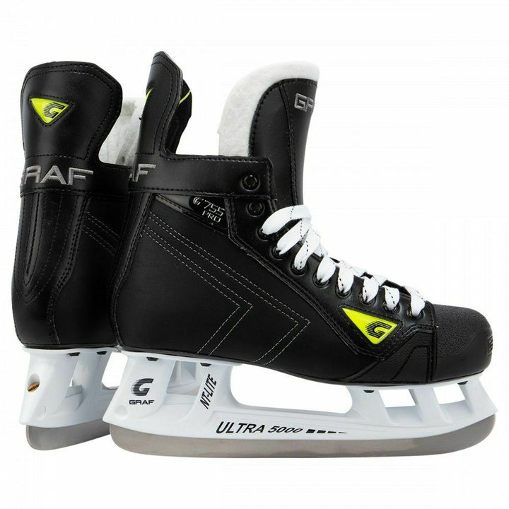 GRAF G755 Pro - Hockey Skate - Multiple Sizes