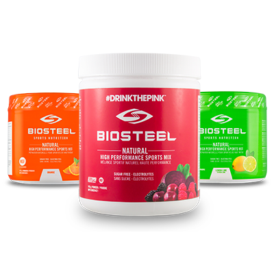 BIOSTEEL HIGH PERFORMANCE SPORTS MIX - 140G