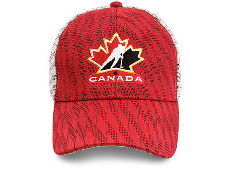 Team Canada - Lace Lidz (Red/White)