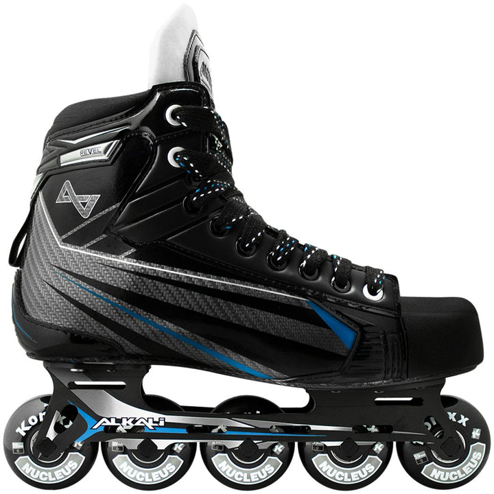 Alkali Revel 1 Senior Inline Hockey Goalie Skates