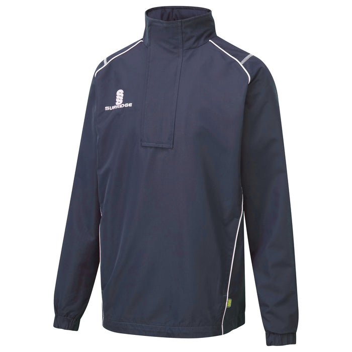 Surridge Sport Dual Curve 1/4 Zip Rain Jacket