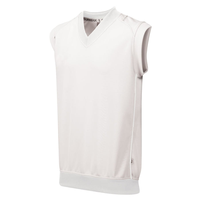 Surridge Sport Curve Sleeveless Sweater