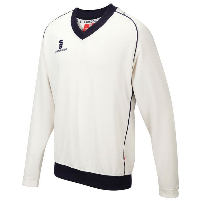 Surridge Sport Curve Long Sleeve Sweater
