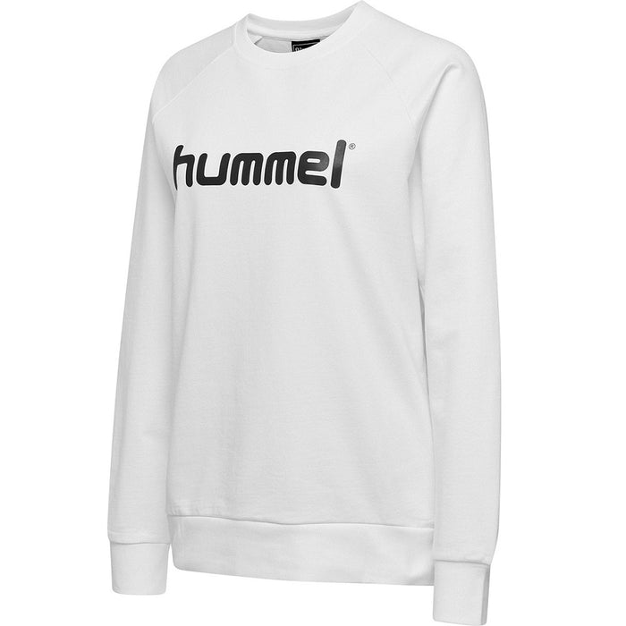Hummel Hmlgo Cotton Logo Women's Sweatshirt