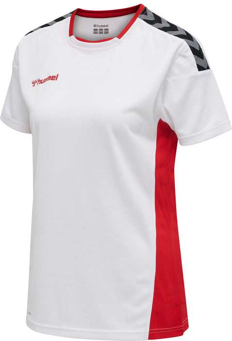 Hummel Hmlauthentic Polyester Women's Short Sleeve Jersey