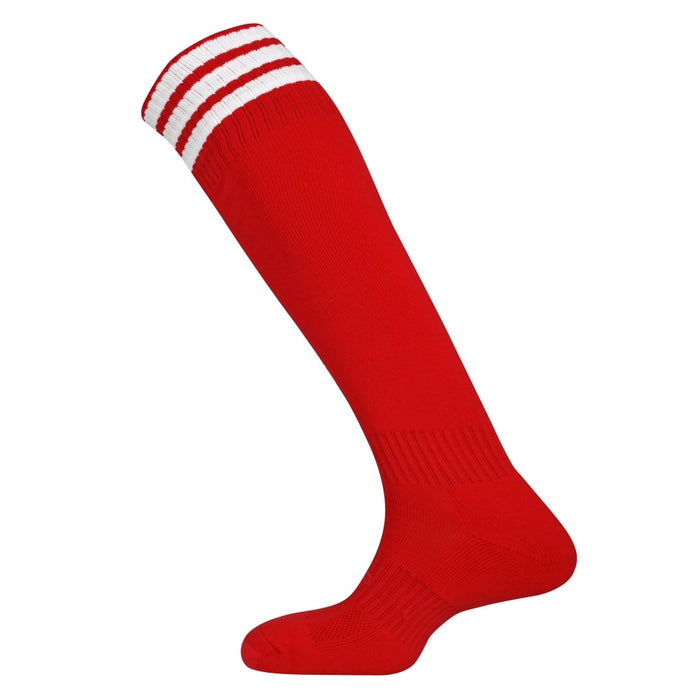 Mitre Mercury 3 Stripe Socks