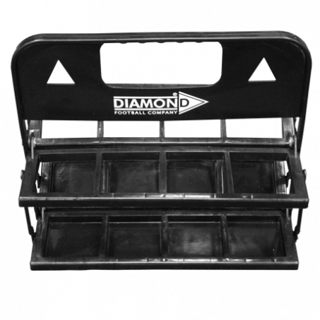 Diamond Bottle Cage Folding - 8