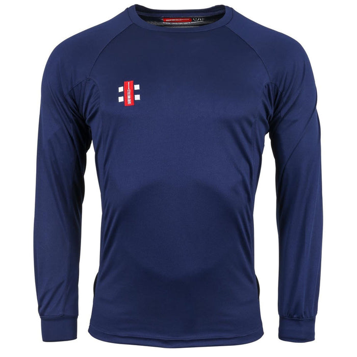 Gray Nicolls Matrix Long Sleeve Training Shirt