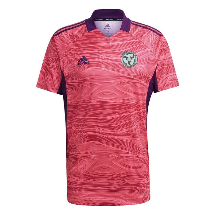 Failsworth Dynamos F.C Short Sleeve Goalkeeper Jersey Pink