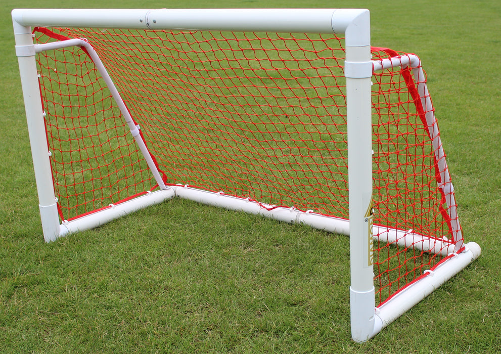 Diamond Folding Aluminium Goal 1.5m x 1m