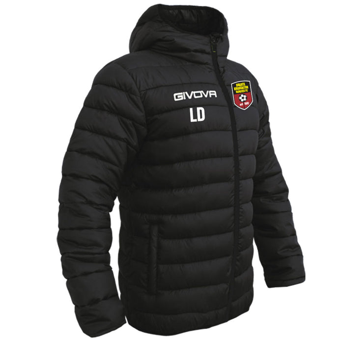 Drakes Broughton Rangers Winter Jacket