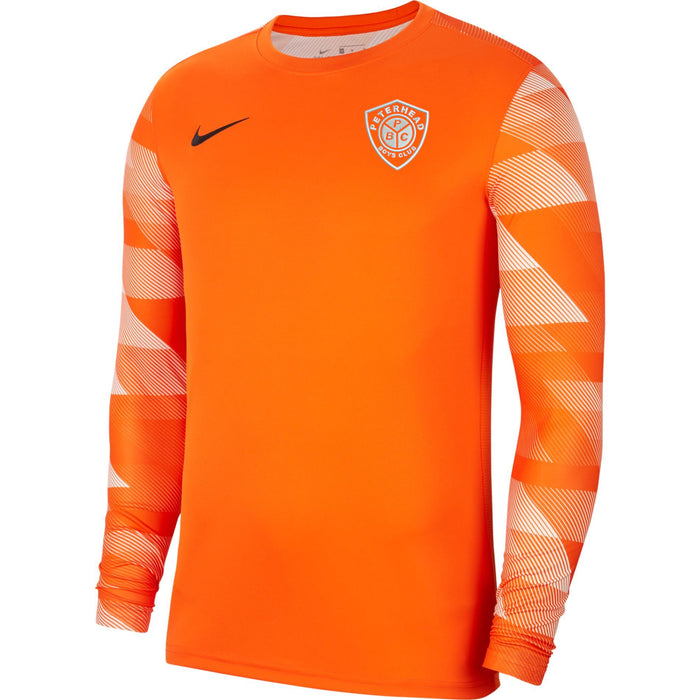 Peterhead Boy's F.C. Long Sleeve Goalkeeper Jersey