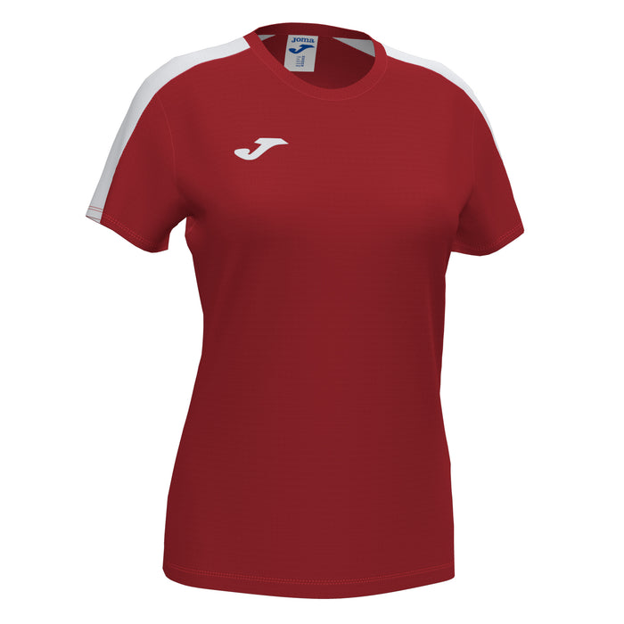 Joma Academy T-Shirt Short Sleeve Womens