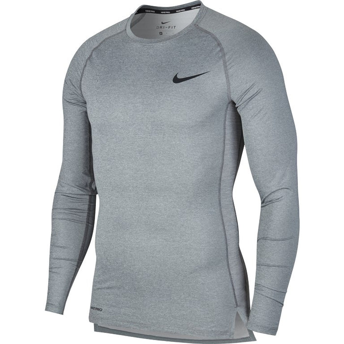 Nike Compression Crew Long Sleeve Top