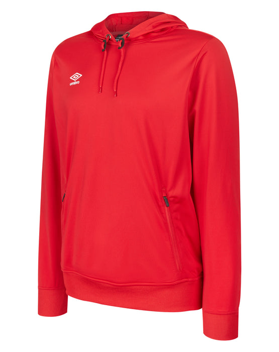 Umbro Club Essential Poly Oh Hoody