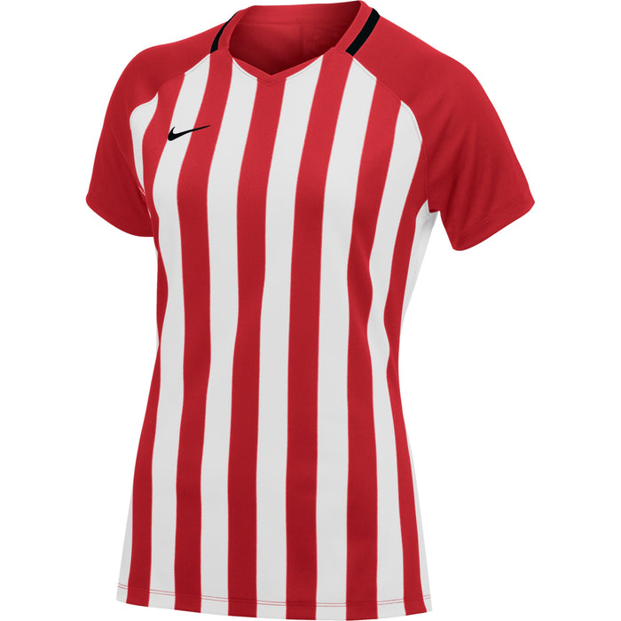 Nike Striped Division III Jersey Short Sleeve Women's