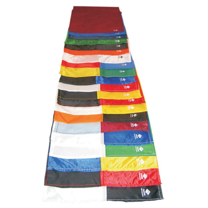 Diamond Corner Flags