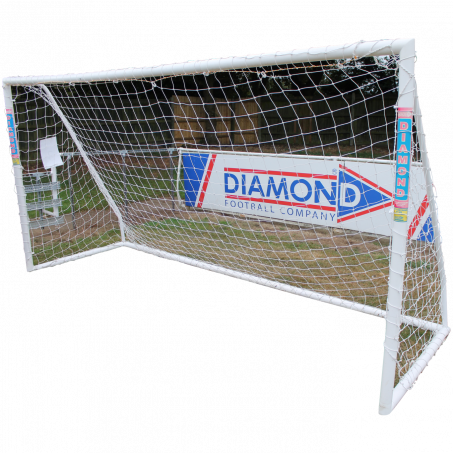 Diamond 12 x 6 Mini Soccer Match Goal