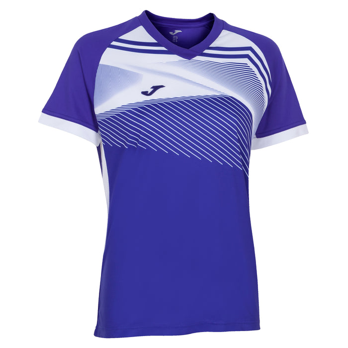 Joma Supernova II T-Shirt Short Sleeve Womens